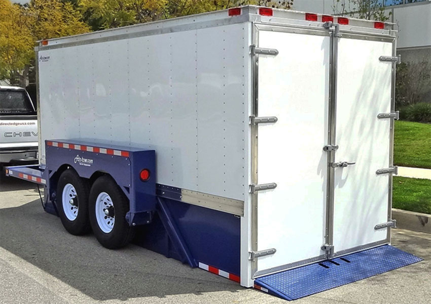 Air Tow Trailer Rock Line Products Inc Reviews