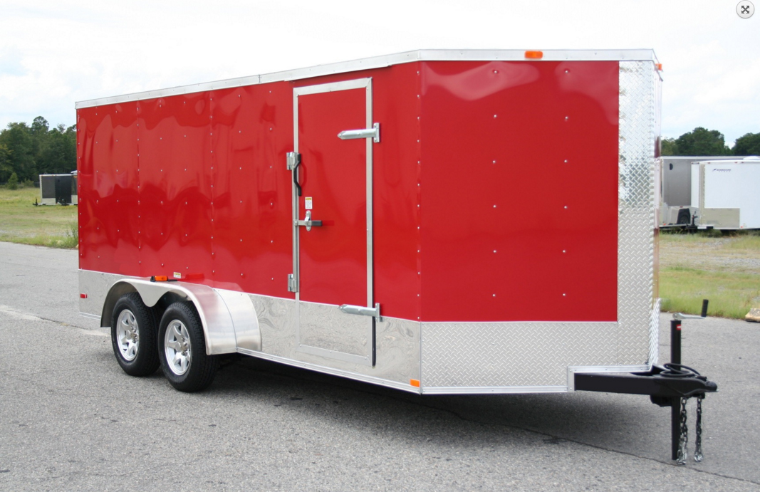 Trailers For Less >> Enclosed Trailers For Less Reviews Specifications And Quotes